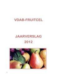het jaarverslag - VDAB
