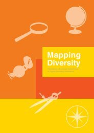 Mapping Diversity: Developing a European Classification of ... - U-Map