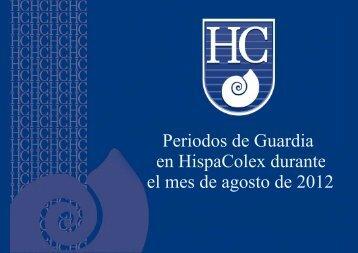 area empresarial - HispaColex