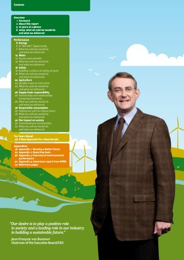 PDF - 6MB - Heineken NV Sustainability Report 2012