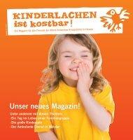 Unser neues Magazin! - Albert Schweitzer Kinderdorf Hessen ev