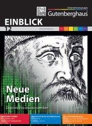 Innovative Digitaltechnik aus dem Gutenberghaus als Problemlöser