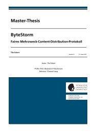 ByteStorm - DVS - Technische Universität Darmstadt
