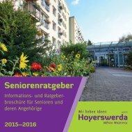 Seniorenratgeber Hoyerswerda 2015-2016