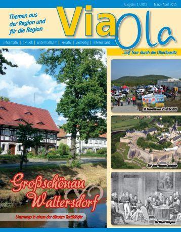 ViaOla - auf Tour durch die Oberlausitz