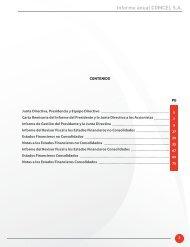 Informe anual COMCEL S.A.