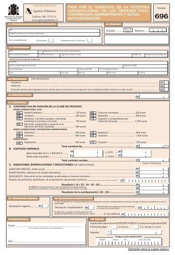 modelo 696.indd - Fiscal impuestos