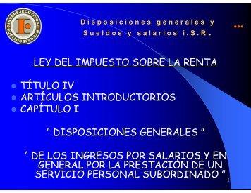 Sueldos y salariosOK - Interejecutivos