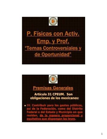180-P. FISICAS CON ACTIV. EMP. Y PROF.pdf - Interejecutivos