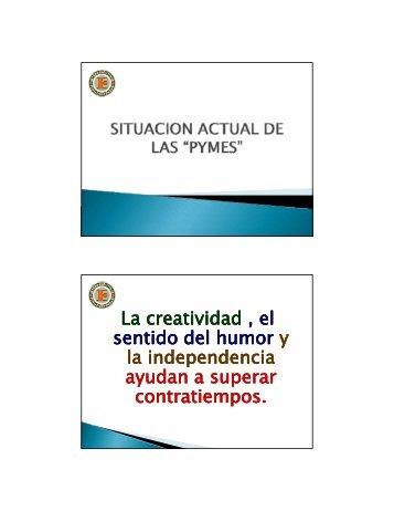 207-SITUACION ACTUAL DE LAS PYMES ICEI.pdf - Interejecutivos