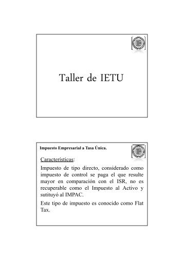 TALLER IETU CAMILO [Modo de compatibilidad] - Interejecutivos