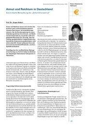 Armut und Reichtum in Deutschland - Statistisches Landesamt ...