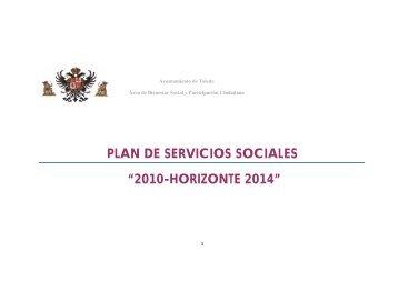 Borrador del Plan - Ayuntamiento de Toledo