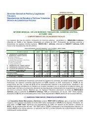 Dominicana. Ingresos octubre 2008.pdf - Estimaciones Tributarias
