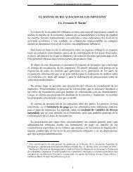 Sistema de recaudacion de los impuestos v.09.pdf - Estimaciones ...