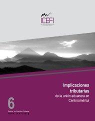 Implicaciones tributarias de la unión aduanera en Centroamérica