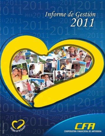 Informe de Gestion 2011 (archivo pdf | tamaño 17MB). - Cooperativa ...