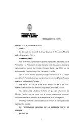 1 RESOLUCIÓN Nº 19/2004 MENDOZA, 25 de noviembre de 2004 ...