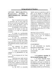 N° 60 - Poder Judicial de Mendoza