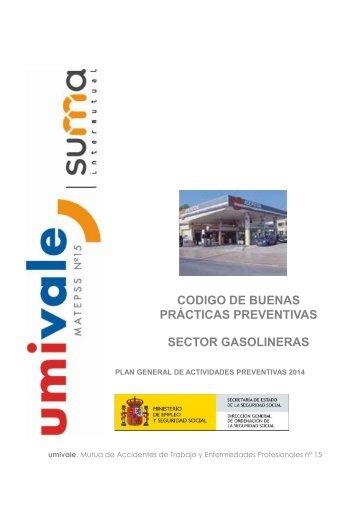 Gasolineras - Umivale