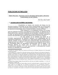 Aida Tarditti - Delitos sexuales.pdf - Ministerio Público