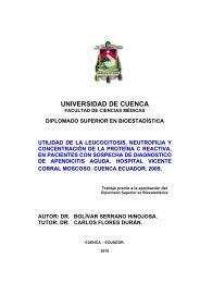 5. - Repositorio de la Universidad de Cuenca
