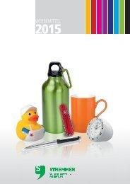 Jochen Stremmer GmbH - Werbemittel 2015