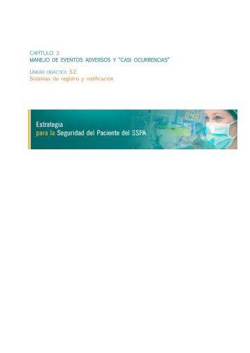 Red de Centros para la implantación de prácticas seguras en ...