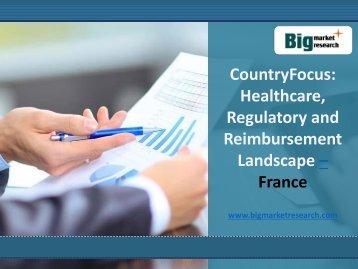 France Healthcare, Regulatory and Reimbursement Landscape Market