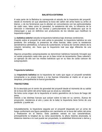 libro balistica forense pdf