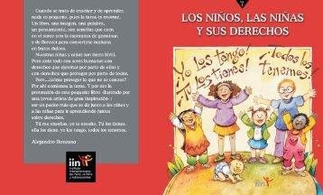 Los Niños, las Niñas y sus Derechos - IIN