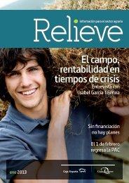 El campo, rentabilidad en tiempos de crisis - Caja España-Duero