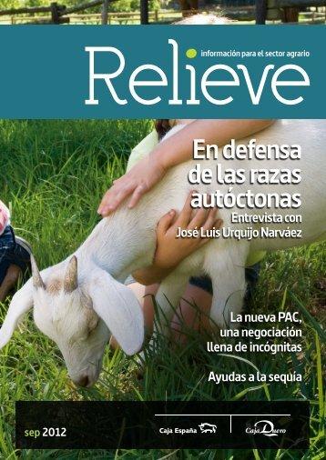 En defensa de las razas autóctonas - Caja España-Duero
