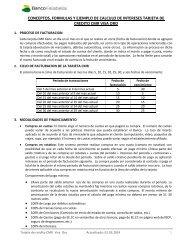 Tarjeta CMR Visa Oro - Banco Falabella