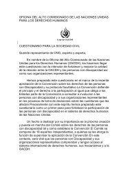 oficina del alto comisionado de las naciones unidas para ... - Iwith.org
