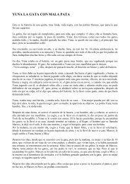 YUNA LA GATA CON MALA PATA - Iwith.org