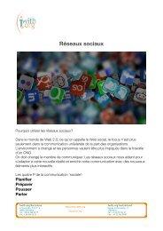 Réseaux sociaux - Iwith.org