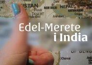 Edel-Merete i India