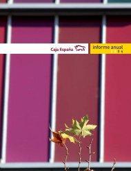 Informe y cuentas anuales 2006 - Caja España-Duero