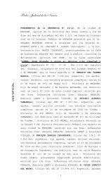 LUERA SENTENCIA N°20 de 2012 - sindicato de prensa de neuquén