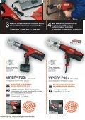 Met de felsmachines van Viper® is het felsen altijd onder controle ! - Page 3