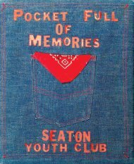 Lodge 47, Seaton - 1977-78 Scrapbook