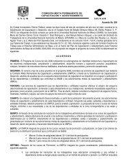 Acuerdo No. 256 En Ciudad Universitaria, Distrito Federal ... - UNAM