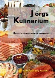 Jörgs Kulinarium - JoergPaul