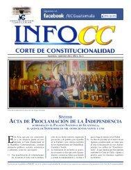 Septiembre 2012 - Corte de Constitucionalidad