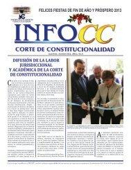 Diciembre 2012 - Corte de Constitucionalidad