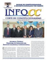 Agosto 2012 - Corte de Constitucionalidad