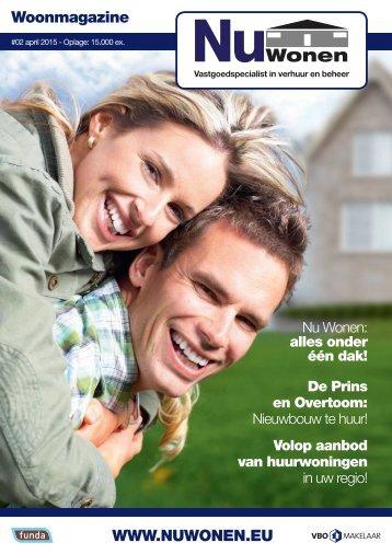 Nu Wonen Magazine, regio Stad uitgave #2