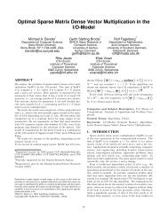 Optimal Sparse Matrix Dense Vector Multiplication in the IO model.pdf