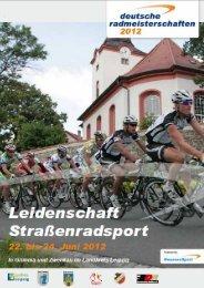 Infomappe Projekttag-Fahrrad - DM2012Rad